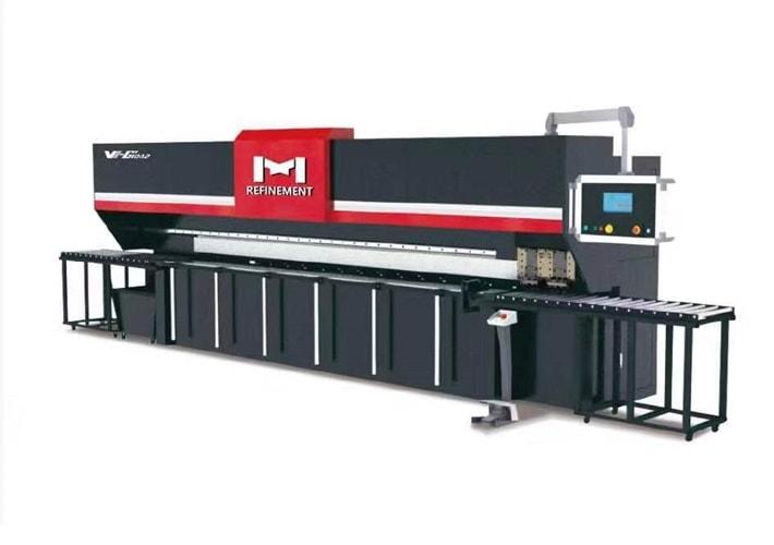 Vertical Sheet Metal Slotting Machine