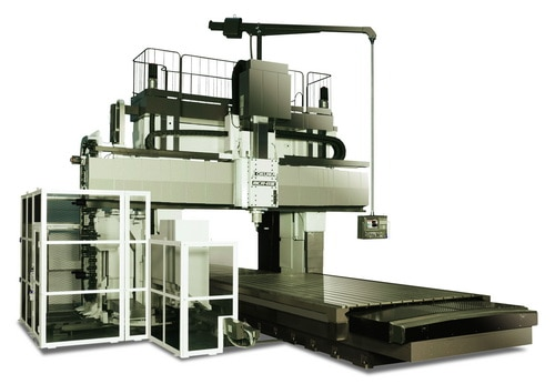 Large Workpieces with Thermal Stability