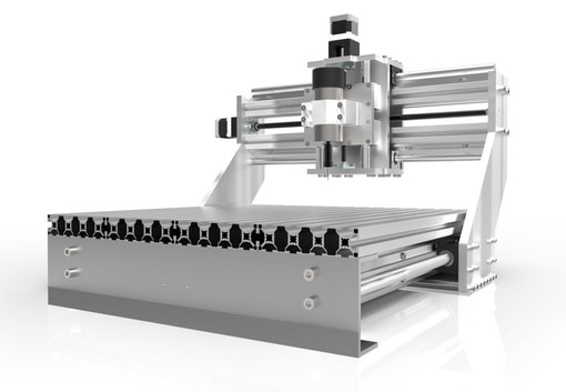 Performance of CNC Double column Machine