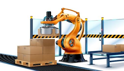 Robotic effectiveness of Smart Warehouse