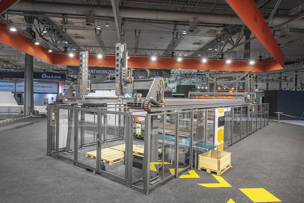 Bystronic's highlights at EuroBLECH 2018