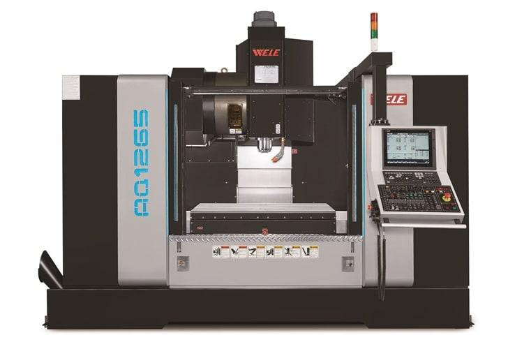WELE AQ1265 Mold & High Precision Series CNC Machining Center