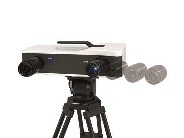 ZEISS COMET - ultra-compact 3D sensor