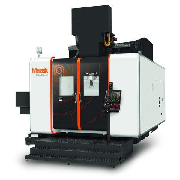 MAZATROL SMOOTHX CNC