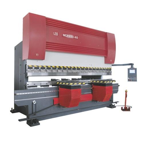 LFK CNC HYDRAULIC PRESS BRAKE