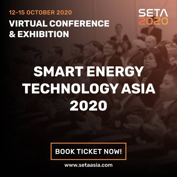 SMART ENERGY TECHNOLOGY ASIA 2020
